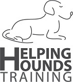 Helping Hounds Training Logo