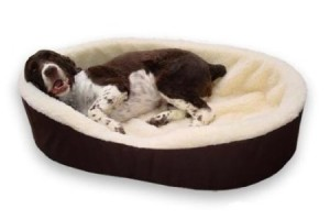 Great Bed by Dog Bed King USA