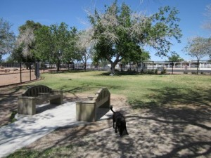 Jaycee Dog Park in Las Vegas, NV Photo source: www.bringfido.com